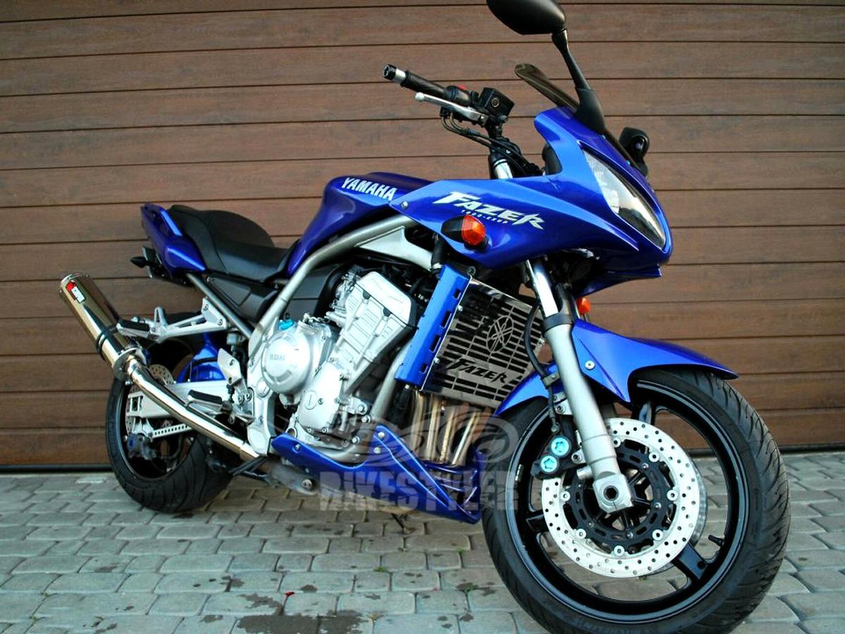 Yamaha Fazer Engine Cover