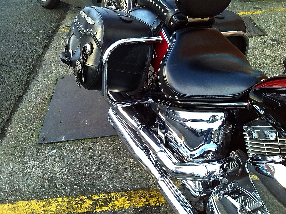 yamaha dragstar vstar xvs 1100 custom a classic. Black Bedroom Furniture Sets. Home Design Ideas